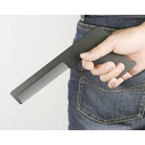 Hrebeň pištoľ