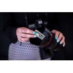 Pokladnička Objektív fotoaparátu
