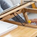 Skladací bambusový stolík Lapwood