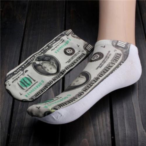 Ponožky dolárové