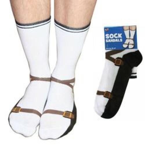 Ponožky sandálové