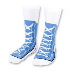 Ponožky Tenisky modré