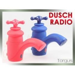 Vodotesné Kohútik rádio do sprchy