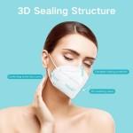 Respiračné rúško na tvár FFP2 (KN95) (5 ks)