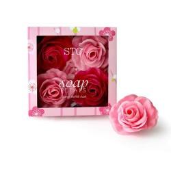 Mydlové ruže do kúpeľa Exclusive