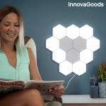 Sada dotykových LED panelov