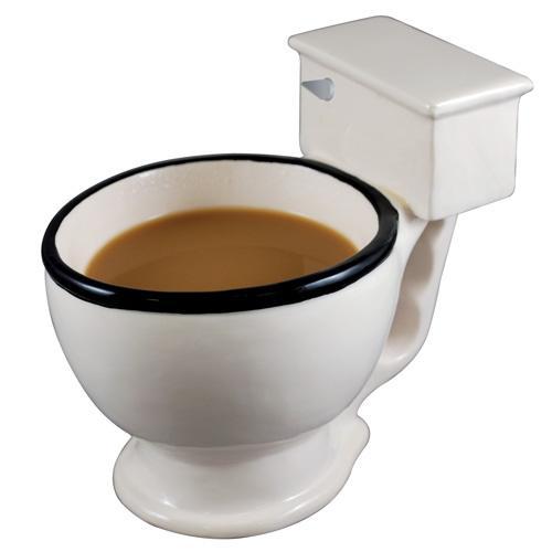 Šálka WC