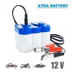 Štartovací booster pre auto - Xtra Battery