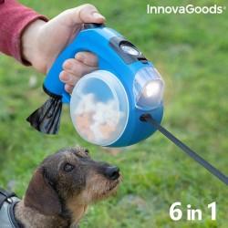 Multifunkčná vôdzka pre psa 6v1