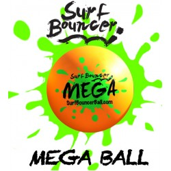 Surf Bouncer ball ultra skákajúca vodná loptička