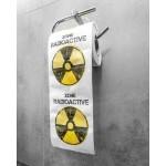 Toaletný papier Radioactive Zone