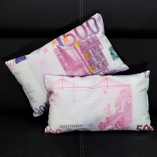 Vankúšik 500 eur