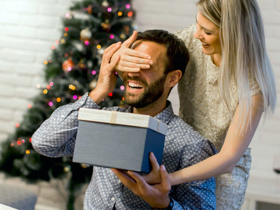 Darčeky pre muža