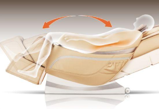 Luxusné masážne kreslo JETT37