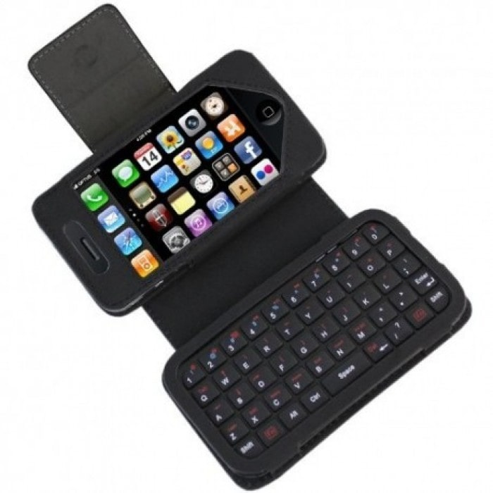 Puzdro s klávesnicou pre iPhone