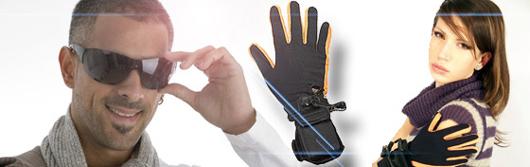 Vyhrievané rukavice